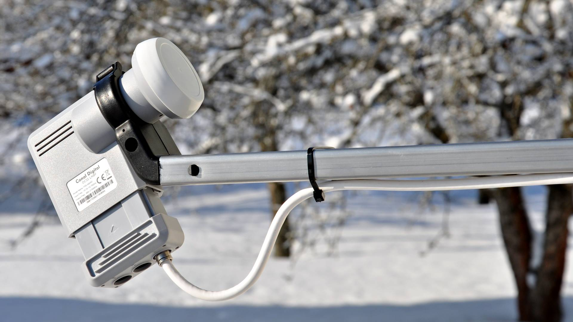 upgrading a single LNB to a double LNB | AVForums